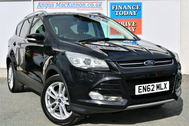 2013 62 FORD KUGA 2.0 TITANIUM X TDCI Lovely High Spec Well Maintained Family SUV