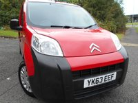 2013 CITROEN NEMO 1.2 660 ENTERPRISE HDI 1d 74 BHP  **NO V.A.T. , DIESEL, 1 PREVIOUS OWNER , YES ONLY 57K , NO V.A.T ** £4995.00