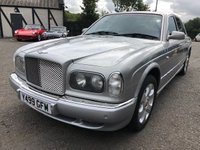 2001 BENTLEY ARNAGE 6.8 RED LABEL 4d AUTO 401 BHP £16990.00