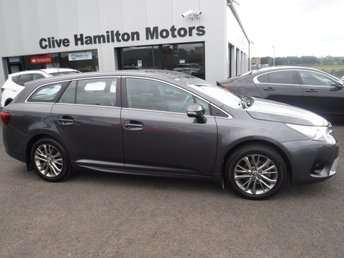 2018 TOYOTA AVENSIS 1.6 D-4D BUSINESS EDITION TOURER 110 BHP £14890.00