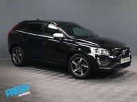USED 2016 VOLVO XC60 2.0 D4 R-DESIGN NAV 5d AUTO  * 0% Deposit Finance Available