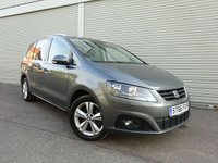 USED 2016 66 SEAT ALHAMBRA 2.0 TDI ECOMOTIVE SE 5d 150 BHP The Car Finance Specialist