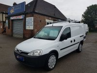 2009 VAUXHALL COMBO 2000 1.3 CDTi Direct From BT With History £2895.00