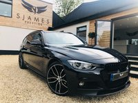 2015 BMW 3 SERIES 3.0 335D XDRIVE M SPORT TOURING 5d AUTO 308 BHP £21490.00