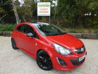 """USED 2014 64 VAUXHALL CORSA 1.2 LIMITED EDITION 3dr Air Con, Cruise, 17"""" Alloys"""