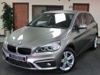 2015 BMW 2 SERIES 2.0 218D SE ACTIVE TOURER 5d 148 BHP