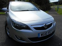 USED 2010 10 VAUXHALL ASTRA 1.7 SRI CDTI 5d 108 BHP ** DIESEL, £30 ROAD TAX , SUPERB VEHICLE **