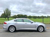 2013 JAGUAR XF 2.2 D PREMIUM LUXURY 4d AUTO 200 BHP £13495.00