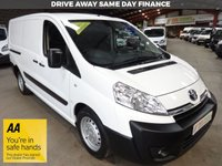 """USED 2015 65 TOYOTA PROACE 2.0 L2H1 HDI 1200 P/V  130 BHP-ONE OWNER """"YOU'RE IN SAFE HANDS"""" - AA DEALER PROMISE"""