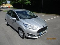 2016 FORD FIESTA 1.5 STYLE ECONETIC TDCI 5d 94 BHP £8795.00