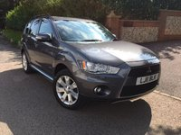 USED 2011 MITSUBISHI OUTLANDER 2.3 DI-D GX 4 5d 175 BHP PLEASE CALL TO VIEW