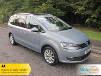 2012 VOLKSWAGEN SHARAN 2.0 EXECUTIVE TDI 5d 138 BHP £13500.00