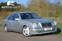USED 1998 R MERCEDES-BENZ E 55 5.4 E55 AMG 4dr LOW MILEAGE STUNNING HPI CLEAR