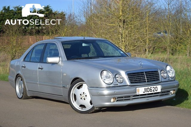 View our MERCEDES-BENZ E 55