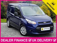 USED 2014 14 FORD TRANSIT CONNECT 1.6 TDCI TREND 115 BHP 200 L1H1 PANEL VAN AIR CON 3 SEATS 6 SPEED BLUETOOTH AIR CONDITIONING