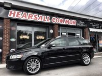 USED 2008 58 VOLVO V50 2.0 SE LUX D 5d 135 BHP