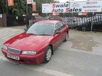 1996 ROVER 600