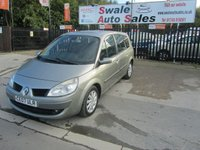 USED 2007 07 RENAULT GRAND SCENIC 2.0 DYNAMIQUE VVT 7STR 5d AUTO 136 BHP FINANCE AVAILABLE FROM £23 PER WEEK OVER TWO YEARS - SEE FINANCE LINK