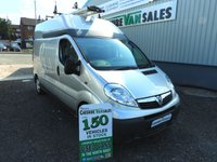 USED 2013 63 VAUXHALL VIVARO 2.0 2900 CDTI LWB HIGH ROOF WITH FULL VAUXHALL SERVICE HISTORY LWB HIGH ROOF FULL DEALER HISTORY