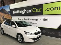 USED 2014 64 PEUGEOT 308 1.6 BLUE HDI ACTIVE 5d 120 BHP