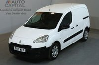 USED 2015 15 PEUGEOT PARTNER 1.6 HDI PROFESSIONAL L1 625 5d 75 BHP AIR CON SWB PANEL VAN ONE OWNER AIR CONDITIONING