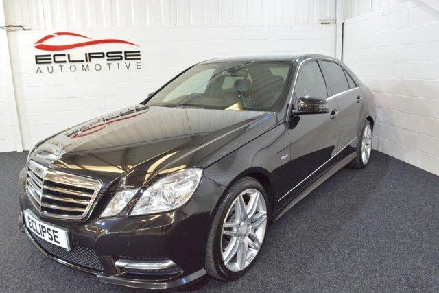 2011 MERCEDES-BENZ E CLASS 3.0 E350 CDI BLUEEFFICIENCY SPORT ED125 4d AUTO 265 BHP