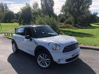2011 MINI COUNTRYMAN 1.6 COOPER 5d AUTO 122 BHP £7880.00