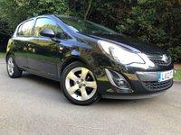 2012 VAUXHALL CORSA 1.2 SXI AC 5d 83 BHP £4990.00
