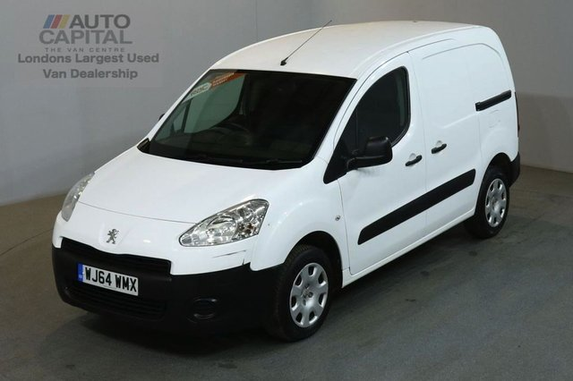 2014 64 PEUGEOT PARTNER 1.6 HDI PROFESSIONAL L1 850 90 BHP AIR CON SWB VAN AIR CONDITIONING / ONE OWNER