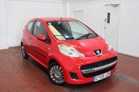 2009 PEUGEOT 107 1.0 URBAN 3d 68 BHP £2695.00