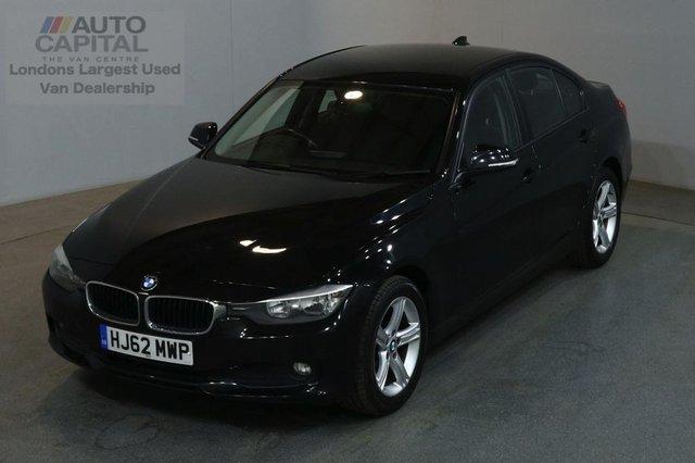 2012 62 BMW 3 SERIES 2.0 318D SE 4d 141 BHP AIR CON MANUAL CAR PLUS VAT S/H SPARE KEY AIR CONDITIONING PLUS VAT £5580