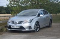 USED 2013 13 TOYOTA AVENSIS 2.0 D-4D T2 4dr FSH + 3 OWNERS + HPI CLEAR +++