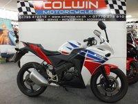 2016 HONDA CBR125 125cc CBR 125 R-F  £2995.00