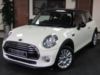 2014 MINI HATCH COOPER 1.5 COOPER 3d 134 BHP £11450.00