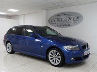2010 BMW 3 SERIES 2.0 320D SE BUSINESS EDITION TOURING 5d 181 BHP £6290.00