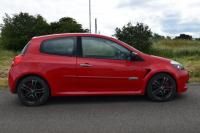 USED 2010 10 RENAULT CLIO 2.0 VVT Renaultsport 3dr 3 OWNERS + ONLY 50K + STUNNING
