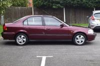 USED 1996 HONDA CIVIC 1.6 VTI Saloon 4dr LOW MILEAGE + ONLY 60K + FSH