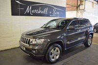 2011 JEEP GRAND CHEROKEE 3.0 V6 CRD LIMITED 5d AUTO 237 BHP £13299.00