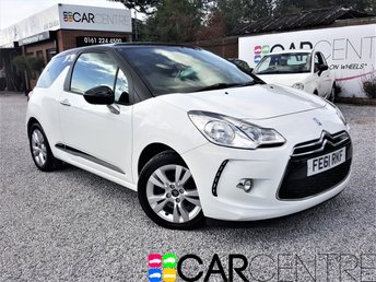 View our 2011 61 CITROEN DS3 1.6 E-HDI DSTYLE 3d 90 BHP