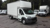USED 2016 16 CITROEN RELAY 2.2 35 HEAVY L4 LUTON HDI 148 BHP AIR CON TAIL LIFT Air Conditioning, Low Mileage, Tail Lift