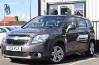 USED 2012 12 CHEVROLET ORLANDO 2.0 LTZ VCDI 5d AUTO 163 BHP Full Service History With 7 Service Stamps