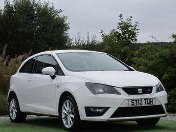 2012 SEAT IBIZA 1.2 TSI FR 3d 104 BHP £5290.00
