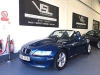 2000 BMW Z3 1.9 Z3 ROADSTER 2d 117 BHP £3995.00