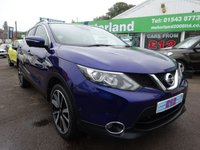 USED 2014 14 NISSAN QASHQAI 1.6 DCI TEKNA 5d 128 BHP JUST ARRIVED ** FULL SERVICE HISTORY **DIESEL