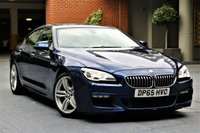 2016 BMW 6 SERIES 3.0 640I M SPORT 2d AUTO 316 BHP £25550.00