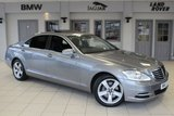 USED 2012 12 MERCEDES-BENZ S CLASS 3.0 S350 BLUETEC L 4d AUTO 258 BHP FULL MERCEDES BENZ SERVICE HISTORY + FULL BLACK LEATHER SEATS + COMAND SATELLITE NAVIGATION + SLIDING SUNROOF + REVERSE CAMERA + XENON HEADLIGHTS + HEATED FRONT SEATS + PREMIUM SOUND SYSTEM + BLUETOOTH + CRUISE CONTROL + 18 INCH ALLOYS