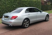 USED 2017 17 MERCEDES-BENZ E CLASS 2.0 E220d SE G-Tronic (s/s) 4dr LEATHER+REV CAM+PRIVACY+HSEATS