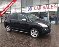 2010 PEUGEOT 3008 1.6 EXCLUSIVE HDI 5d 110 BHP £4495.00