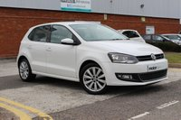 USED 2011 11 VOLKSWAGEN POLO 1.2 SEL TSI 5d 103 BHP