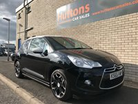2015 DS DS 3 1.6 BLUEHDI DSTYLE S/S 3d 118 BHP £SOLD